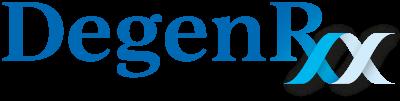 DegenRx Logo